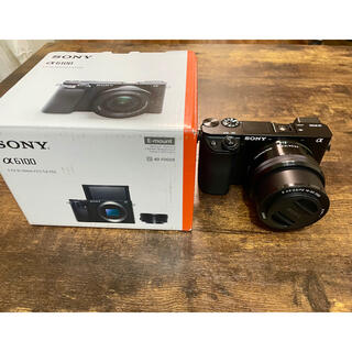 SONY - Sony a6100 ILCE-6100L
