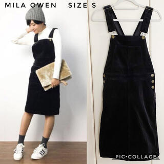 Mila Owen - Mila Owen コーデュロイサロペット