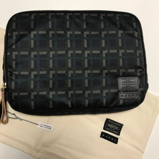 Marni - 新品 マルニ ポーター iPadケース タブレット クラッチバッグ PCケース