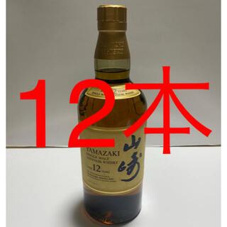 サントリー - サントリー ウイスキー 山崎12年×12本