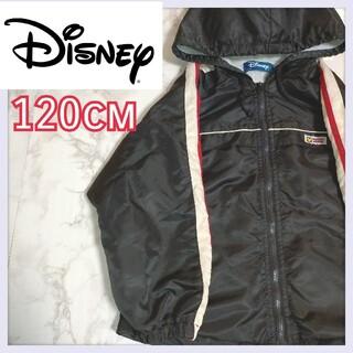 Disney - 即日発送☆120cm ディズニー 中綿 ナイロンジャケット キッズ Disney