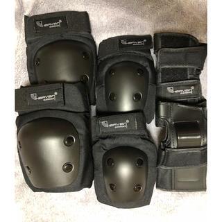 ほぼ未使用!!ジュニアプロテクター HEAVENskateboard(スケートボード)