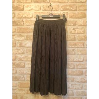 ペイトンプレイス(Peyton Place)のペイトンプレイス プリーツスカート チュールスカート(ロングスカート)