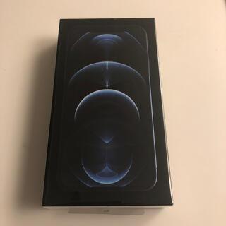 Apple - iPhone12pro 512GB SIMフリー Apple パシフィックブルー