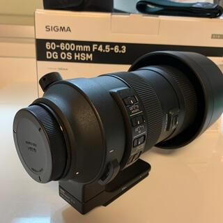 SIGMA - SIGMA 60-600mm F4.5-6.3 DG OS HSM