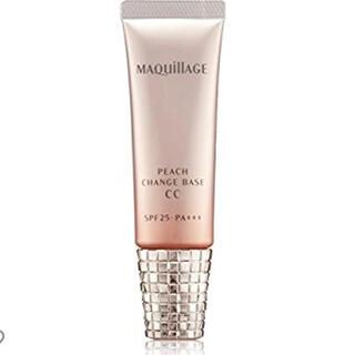 マキアージュ(MAQuillAGE)のマキアージュ ピーチチェンジベース CC (SPF25・PA+++) 30g(CCクリーム)