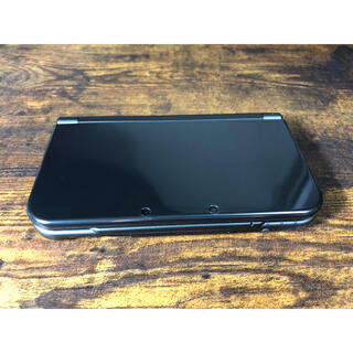 ニンテンドー3DS - newニンテンドー3DS LL メタリックブラック