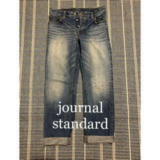JOURNAL STANDARD - ジャーナルスタンダード デニム パンツ 赤耳 ワイドパンツ ヤエカ ビショップ