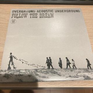 FOLLOW THE DREAM(初回限定盤)