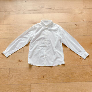 クミキョク(kumikyoku(組曲))の新品 組曲 ブラウス 白 シャツ フォーマル 受験 卒業式 130-140(ブラウス)
