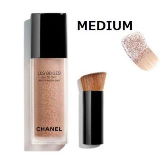 CHANEL(シャネル)のCHANEL レベージュ オードゥタン ファンデーション コスメ/美容のベースメイク/化粧品(ファンデーション)の商品写真