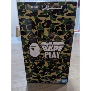 BAPE BE@RBRICK ABC CAMO  超合金 Green Camo(その他)