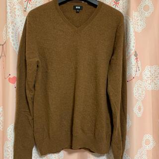 UNIQLO - UNIQLO カシミヤセーター