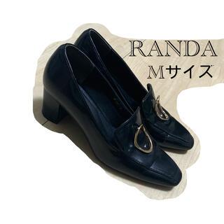 ランダ(RANDA)のRANDA/ランダ/ローファー/ヒール(ハイヒール/パンプス)
