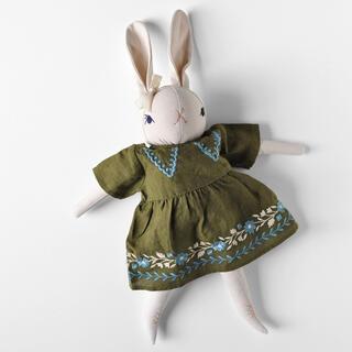 PDC + Apolina Large Cream Rabbit- Celine