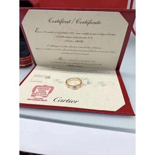 Cartier - カルティエの恋の指輪10 リング