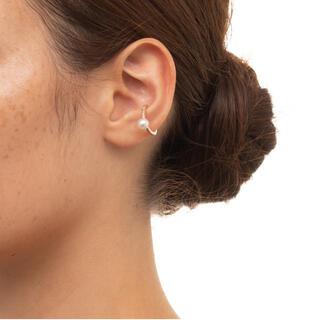 BARNEYS NEW YORK - Hirotaka AkoyaPearl Diamond EarCuffイヤーカフ