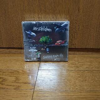 Mr.children SOUNDTRACKS CD+DVD 特典ステッカー付