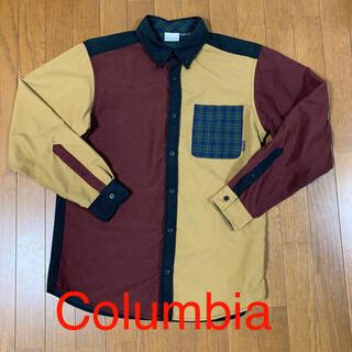 Columbia - Columbia コーデュロイシャツ