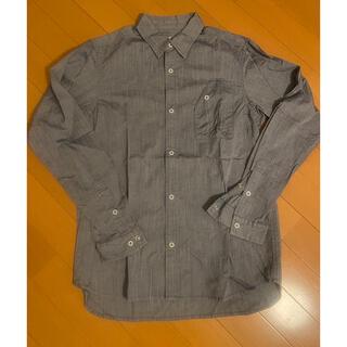 BURTON - ak457 BURTON 給水速乾 シャンブレーシャツ