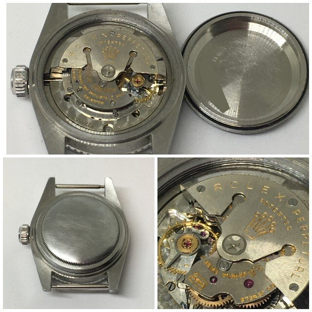 ROLEX(ロレックス)のROLEX ロレックス 6538  8mmリューズ  サブマリーナ 自動巻 メンズの時計(腕時計(アナログ))の商品写真