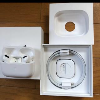 Apple - Apple airpods pro mwp22j/a 純正品