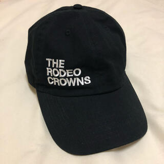 RODEO CROWNS - RODEO CROWNS ロゴ キャップ 帽子