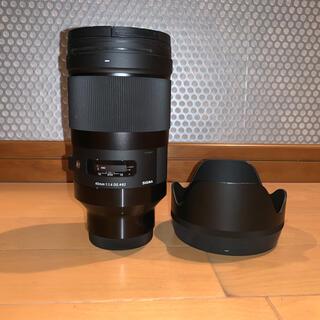 SIGMA - Sigma 40mm F1.4 DG HSM Eマウント用