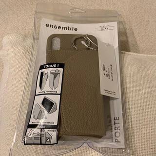 ensemble(皮革ブランド) (iPhoneケース)