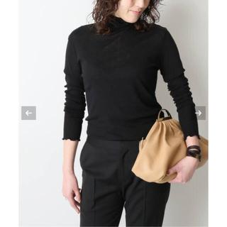 ドゥーズィエムクラス(DEUXIEME CLASSE)のシースルータートルネック プルオーバー(Tシャツ/カットソー(七分/長袖))