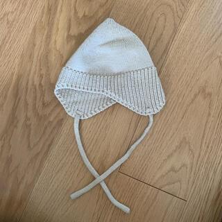 こども ビームス - 韓国子供服 monmimi ボンネット ニット帽 モンミミ