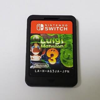 Nintendo Switch - Nintendo Switch/ルイージマンション3