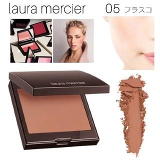 laura mercier - laura mercier ブラッシュカラーインフュージョン 05 FRESCO