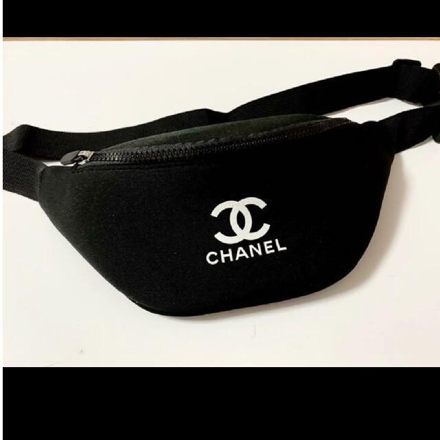 CHANEL(シャネル)のCHANEL☆ウエストポーチ☆ レディースのバッグ(ボディバッグ/ウエストポーチ)の商品写真
