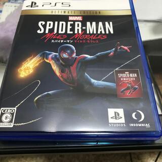 マーベル(MARVEL)のMarvel's Spider-Man: Miles Morales(スパイダー(家庭用ゲームソフト)