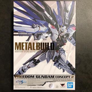 BANDAI - METAL BUILD フリーダムガンダム CONCEPT 2 メタルビルド