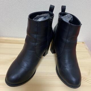 グレイル(GRL)のGRL チャンキーショートブーツ(ブーツ)