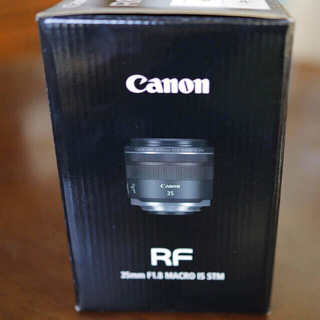 Canon - Canon RF35mm F1.8 Macro IS STM新品