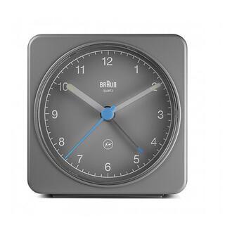フラグメント(FRAGMENT)のフラグメント x ブラウン 時計  グレー BC03GFU 新品(置時計)