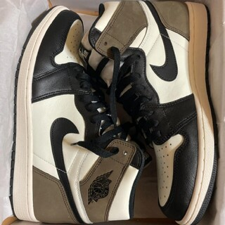 NIKE - 23.5cm AIR JORDAN 1 RETRO HIGH OG GS AJ1