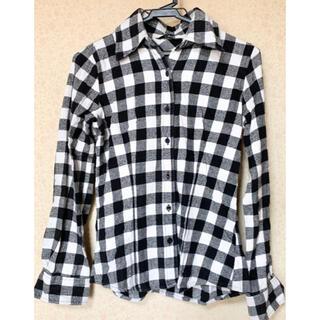 デュラス(DURAS)のギンガムチェックシャツ シャツ トップス デュラス(シャツ/ブラウス(長袖/七分))