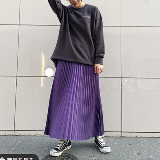 JEANASIS - ジーナシス 人気 プリーツスカート