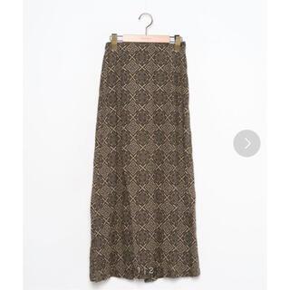 Kastane - kastane 総柄タイトスカート