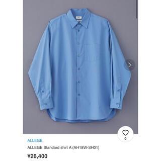アレッジ(ALLEGE)のシャツ used (シャツ)