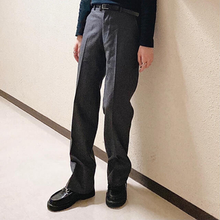 HARE - used wool full length slacks
