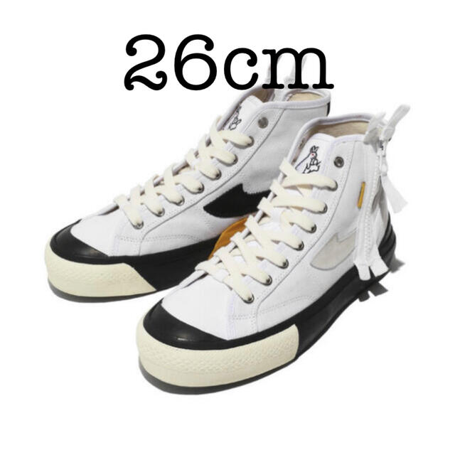 fr2 エフアールツー コンパス compass スニーカー hi ハイカット メンズの靴/シューズ(スニーカー)の商品写真