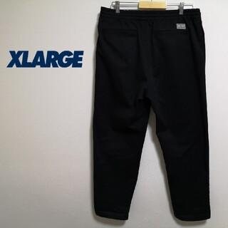 エクストララージ(XLARGE)の【美品】XLARGE  イージーパンツ 綿ポリ(チノパン)