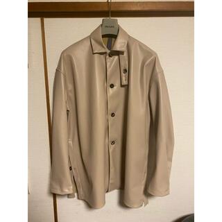 COMOLI - SHINYA KOZUKA マックシャツ