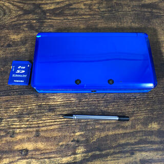 ニンテンドー3DS - Nintendo 3DS 本体 コバルトブルー