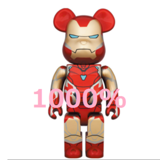 MEDICOM TOY - BE@RBRICK IRON MAN MARK 85 1000% アイアンマン